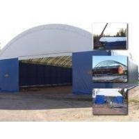 Buy cheap Fabricated Storage Buildings, Industrial Warehouse tent , Aircraft Hangar, Portable Shelter from wholesalers