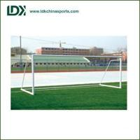 Buy cheap 8' x 24' FIFA standard steel football soccer goal, portable full size soccer goals from wholesalers
