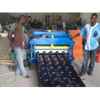 Buy cheap Metropole glazed tile roll forming machine Model No:31-155-930 product