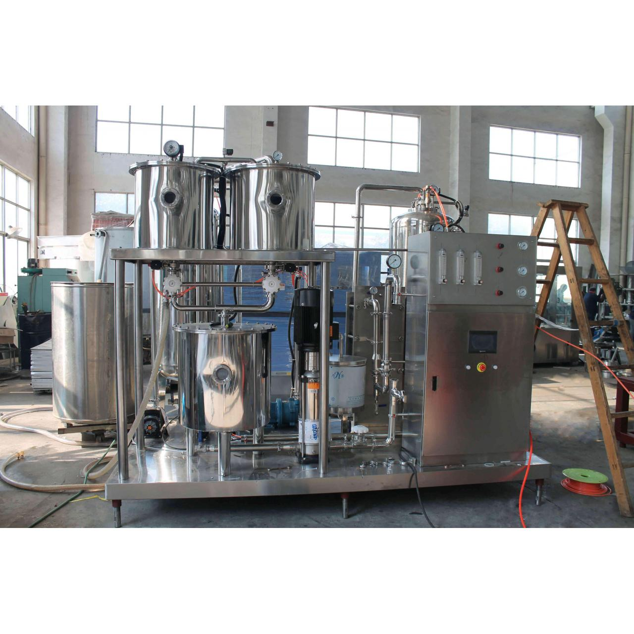 Buy cheap 4 times High content auto drink carbonator from wholesalers