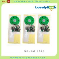 Buy cheap Sound module for greeting card Product model:HXS-0018 from wholesalers
