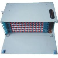 Buy cheap 72 core ODF optical fiber distribution frame from wholesalers