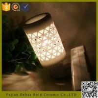 Buy cheap wholesale decorative night light ceramic electric essential oil warmer from wholesalers