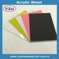 Buy cheap Extruded Acrylic Sheet from wholesalers