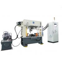 Buy cheap JEM series automatic straightening machines (hydraulic) from wholesalers