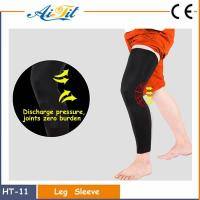 Buy cheap High quality best price Thigh High compression Anti-fatigue compression leg sleeve from wholesalers