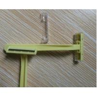 Buy cheap Twin blade disposable razor from wholesalers