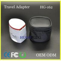 Buy cheap Travel adapter with Twin USB product