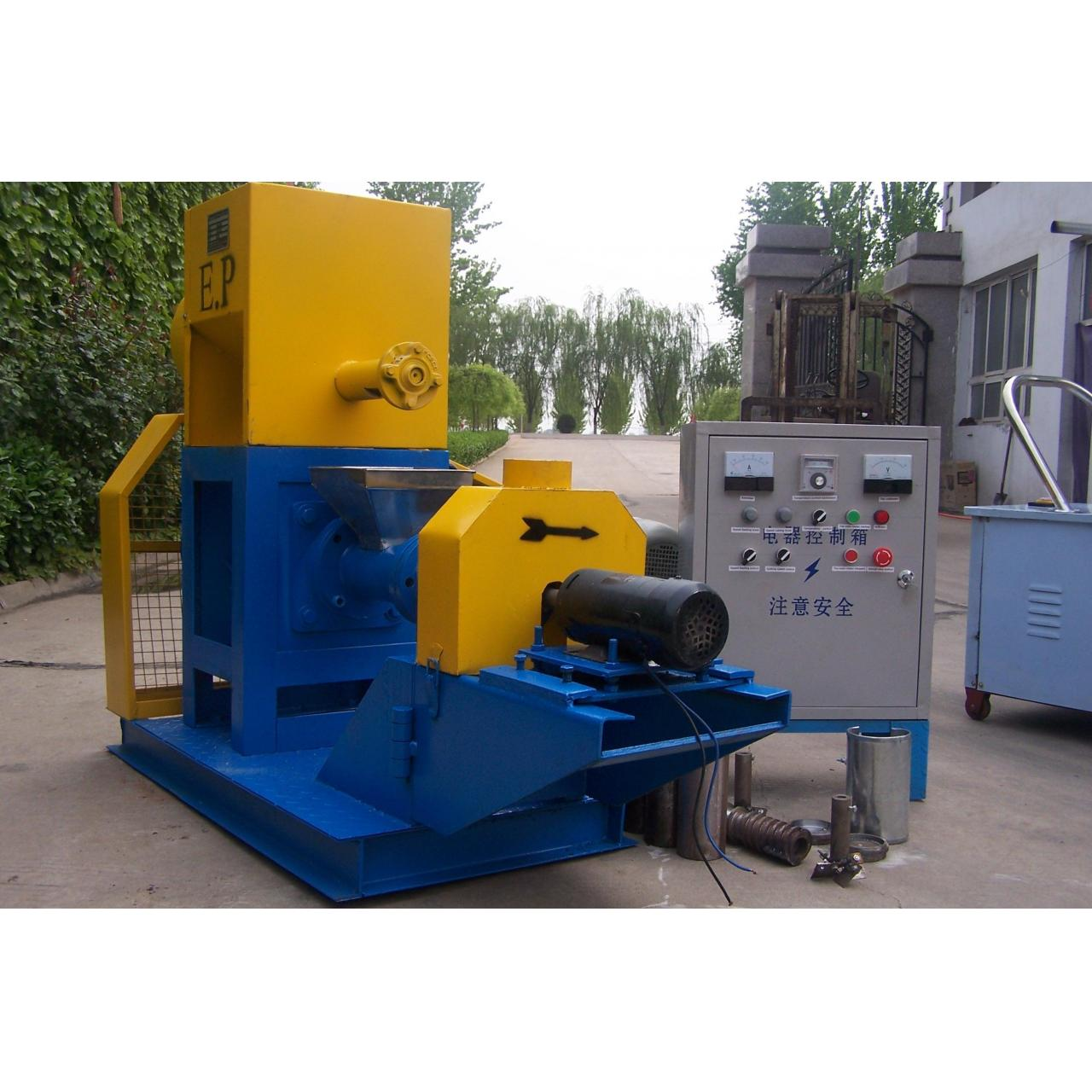 Buy cheap 200 kg/h floating fish pellets extruder from wholesalers