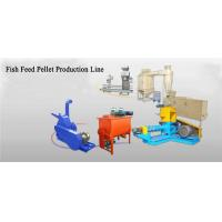 Buy cheap Fish Feed Pellet Production Line from wholesalers