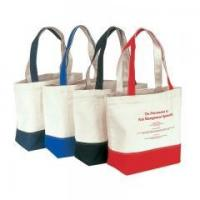 Buy cheap Customized Logo Canvas Tote Bag,Promotion Cotton Canvas Bag,Cotton Canvas Promotion Bag from wholesalers