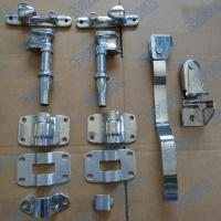 Buy cheap Commercial Van Body Parts 123211-2S Stainless Steel Cam Lock Kits from wholesalers