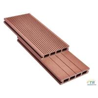 Buy cheap WPC Decking TR03--140MM*25MM from wholesalers
