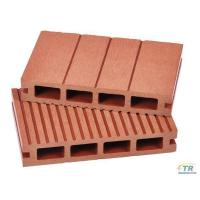 Buy cheap WPC Decking TR04--140MM*25MM from wholesalers