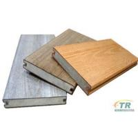Buy cheap WPC Decking TR-19 (140mm*25MM) from wholesalers