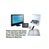 Buy cheap Wireless Islamic Gift 8GB Memory Digital Quran Pen Reader with Video Box(QT801) from wholesalers