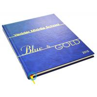 Buy cheap Good quality PU cover fake leather notebook from wholesalers