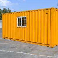 Buy cheap Container Houses Project Construction Site Containers, Site Office from wholesalers