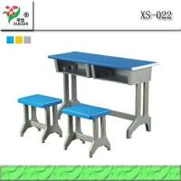Buy cheap Student Double Desk set XS-022 from wholesalers