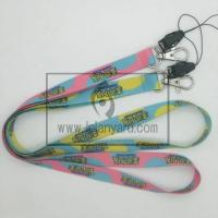 Buy cheap Top Quality Heat transfer printing lanyard HJ080 from wholesalers
