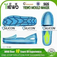 Buy cheap LATEST Factory Price pvc air blowing shoes mould,shoe mold silicone from wholesalers