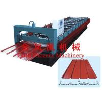 Buy cheap Color steel equipment Type 860 tamping plant for color steel from wholesalers