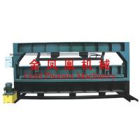 Buy cheap Color steel equipment Type 4-6m hydraulic plate shearing machine from wholesalers