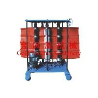 Buy cheap Color steel equipment Tooth shape corrugated sheet bending machine from wholesalers