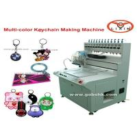 Buy cheap 12 color PVC automatic dispensing machine for clothing label maker from wholesalers