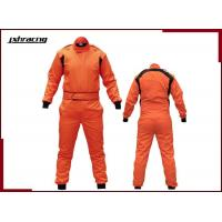 Buy cheap sfi rated 2 layer one piece flame retardant car racing suit RB-WA012 from wholesalers