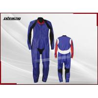 Buy cheap The Latest Genuine Cow Racing Leather Suits RB-SK0001 product