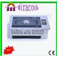 Buy cheap Indoor teppanyaki grill with Stainless steel from wholesalers