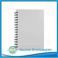China Blank hardcover journal notebook on sale