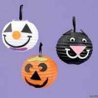 Buy cheap Halloween paper lantern decoration from wholesalers