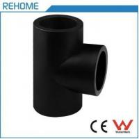 Buy cheap PE HDPE Socket Fitting  Equal Tee from wholesalers