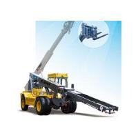 Buy cheap Telescopic Crane Forklift, 11T Crane Telehandler from wholesalers