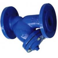 Buy cheap Cast Iron Y Strainer Flanged end from wholesalers