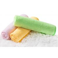 Buy cheap Absorbing Power Kitchen Cleaning Use 100% Natural Bamboo Fiber Fabric BDSH242 from wholesalers