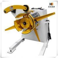Buy cheap Automatic Hydraulic Uncoiler Machine 5 Tons from wholesalers