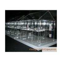 Buy cheap Acrylic architectural model from wholesalers