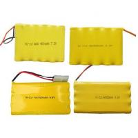 Buy cheap Nickel-cadmium rechargeable batteries from wholesalers