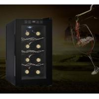 Buy cheap Thermoelectric wine cooler Thermoelectric wine refrigerator Eli-BW25D1-YC from wholesalers