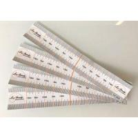 Buy cheap 50PCS Disposable Eyebrow Design Ruler from wholesalers