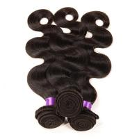 Buy cheap Malaysian Virgin Hair Cheap Unprocessed Malaysian Body Wave Hair Weave from wholesalers