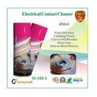 Buy cheap Captain Manufacturer electrical contact cleaner from wholesalers