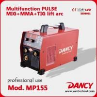 Buy cheap Pulse MIG MAG 155 with TIG and MMA complete set from wholesalers