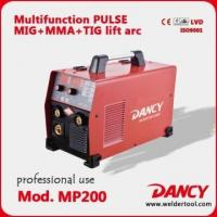 Buy cheap PULSE MIG - MULTIFUNCTION - SINGLE PHASE MIG/TIG/MMA - 200 Amp DC Welding Machine from wholesalers