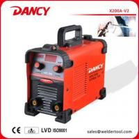 Buy cheap IGBT low cost metal welding machine MMA welder 200A from wholesalers