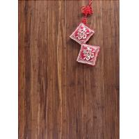 Buy cheap Carbonized Strand Woven bamboo flooring with T&G from wholesalers