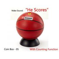 Buy cheap Bouncing ball Coin Box from wholesalers